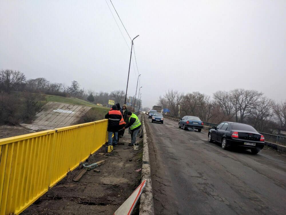 ремонт, Северо-Крымский канал, Северо-Крымский мост, Таврийск, Комплектавтодор