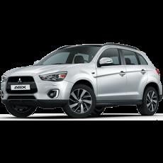 Mitsubishi ASX, топ, рейтинг, надежный, джип, внедорожник