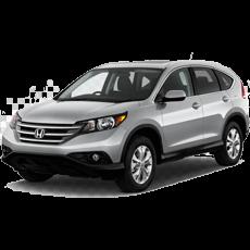 Honda CR-V, топ, рейтинг, надежный, джип, внедорожник