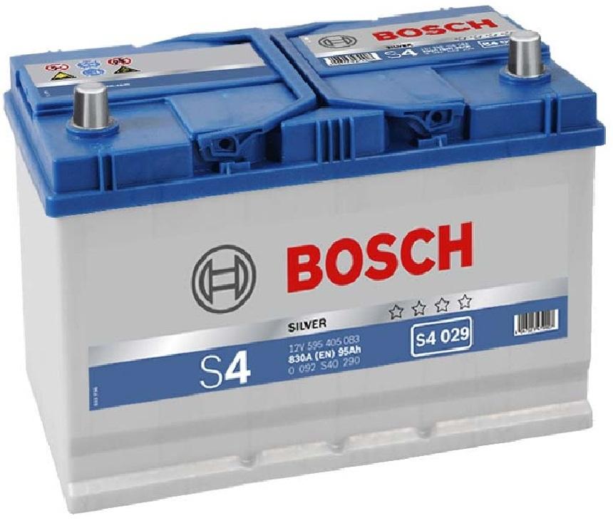 Bosch S4 Asia