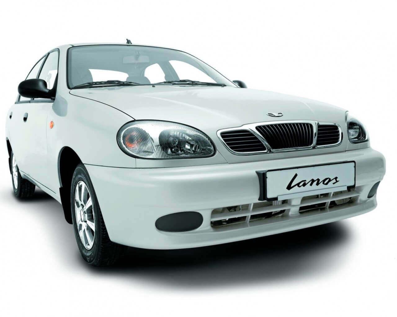 Daewoo Lanos, део, ланос, дешевое, авто. автопром, водитель, новичок
