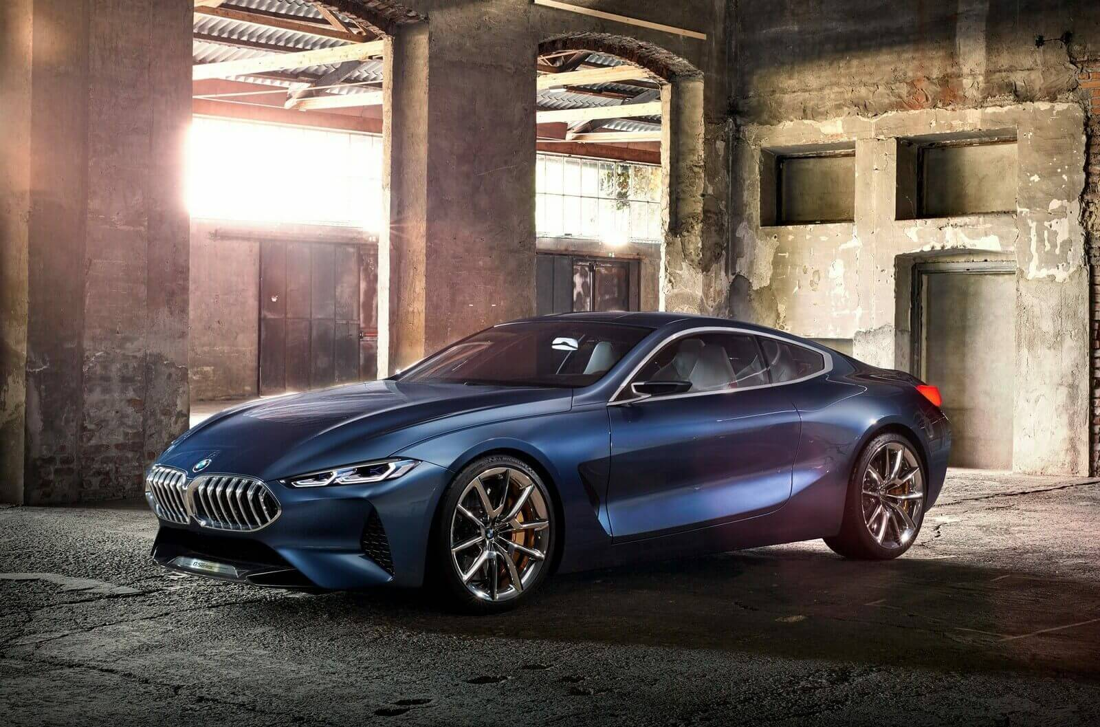 BMW 8 серии, защита, угон, авто, кража