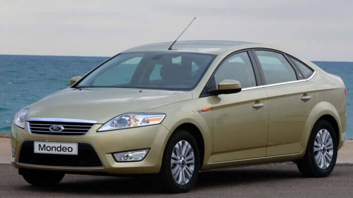 Ford Mondeo, Форд Мондео, рейтинг, топ, ржавчина