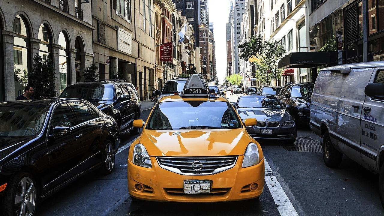 раскрутка такси