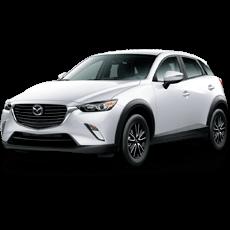 Mazda CX-3, топ, рейтинг, надежный, джип, внедорожник