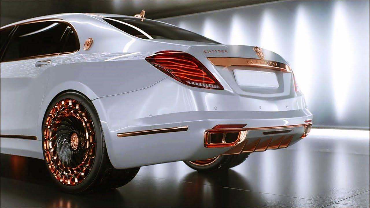 роскошные автомобили мира