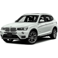 BMW X3, топ, рейтинг, надежный, джип, внедорожник