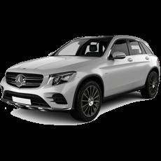 Mercedes GLC, топ, рейтинг, надежный, джип, внедорожник
