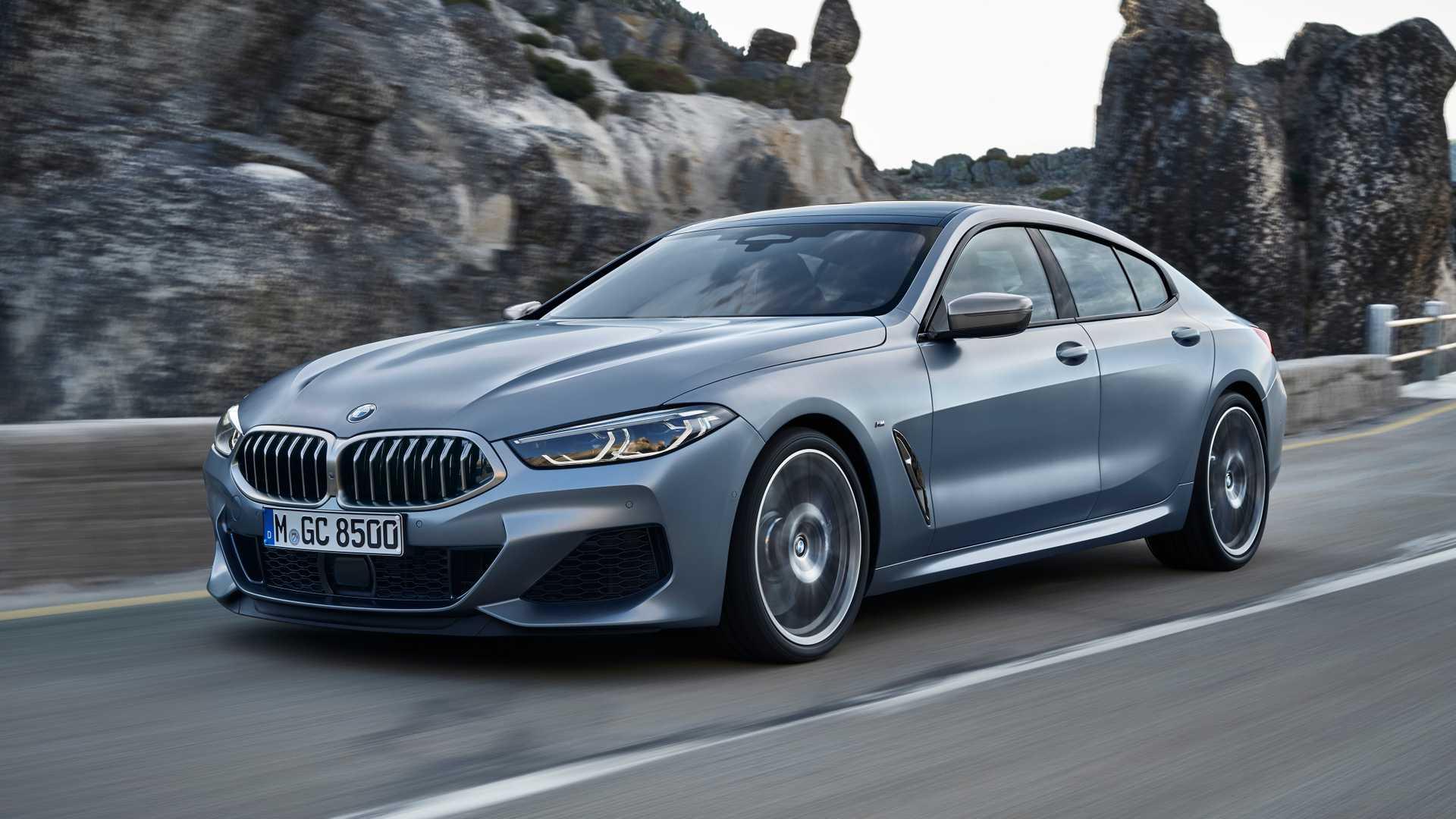 BMW из США