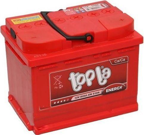 Topla Energy 60, лучшие аккумуляторы