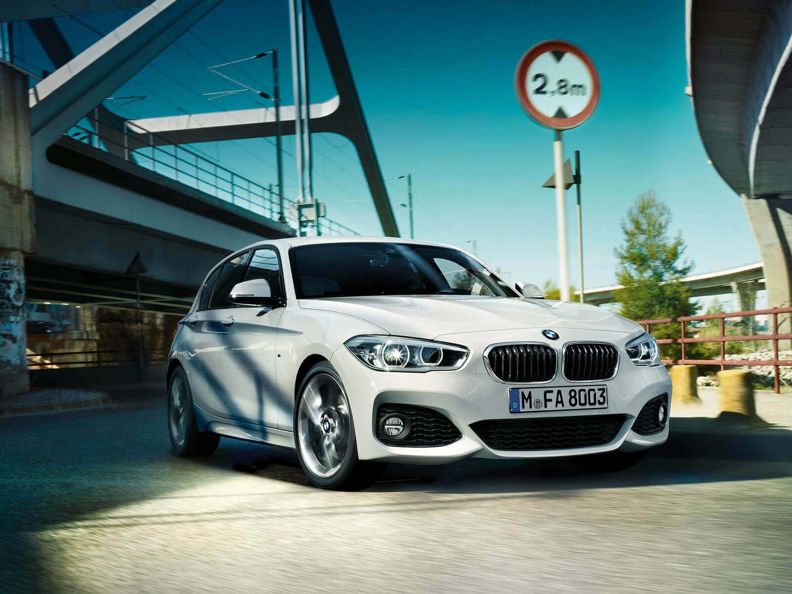 BMW 1 серии, защита, угон, авто, кража