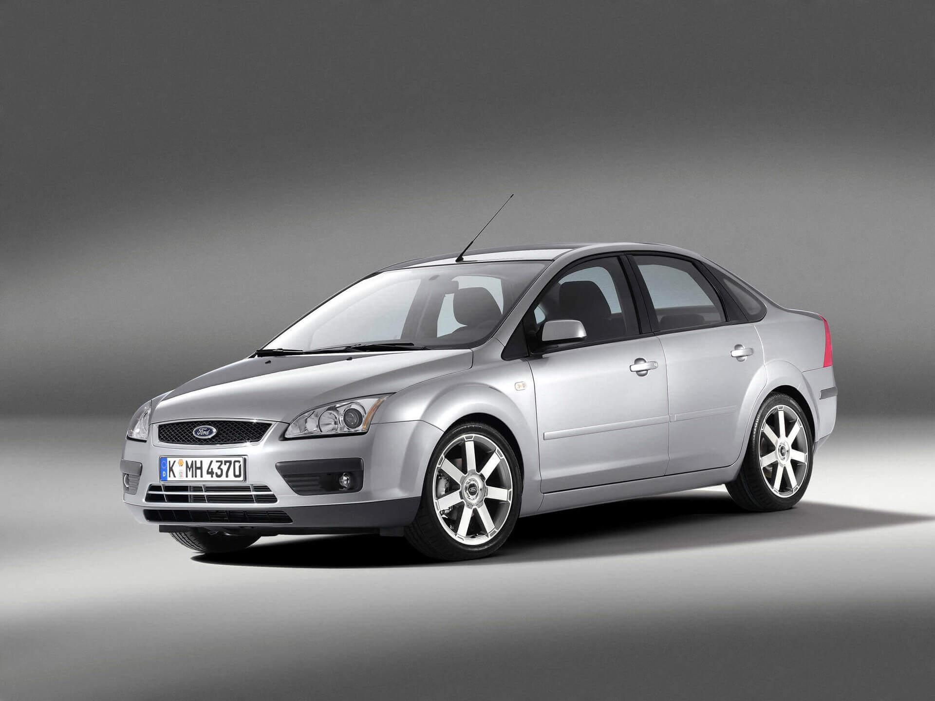 2 поколение, Ford Focus, седан, топ, бюджетно, недорого, дешево