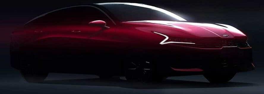 Киа Оптима 2020, Kia Optima 2020, описание, характеристика, премьера