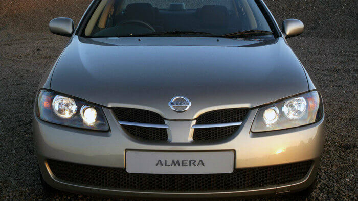 Nissan Almera, Ниссан Альмера, иномарка, топ