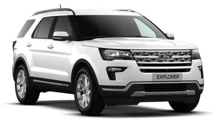Ford Explorer, Ford, Explorer, Форд Эксплорер, джип, топ, список