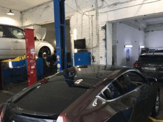 СТО в СТО F2CarService для Renault в Киеве