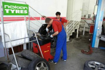 СТО в СТО Леон-Арт сервис для Renault в Киеве