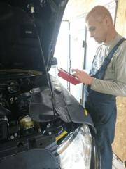 СТО в СТО Компьютерная диагностика автомобилей для Renault Samsung Motors в Каланчаке