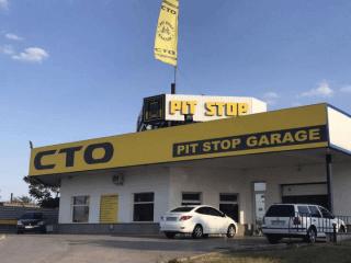 СТО в СТО PIT STOP GARAGE для Lamborghini в Днепре
