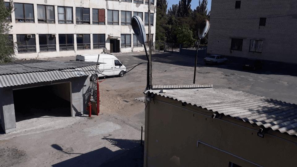 Фото Автостоянка на территории ПТУ-14, пр. Победы-7г 30