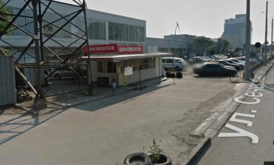 Шиномонтаж в речпорту,  Днепр, ул. Сичеславская Набережная 1а