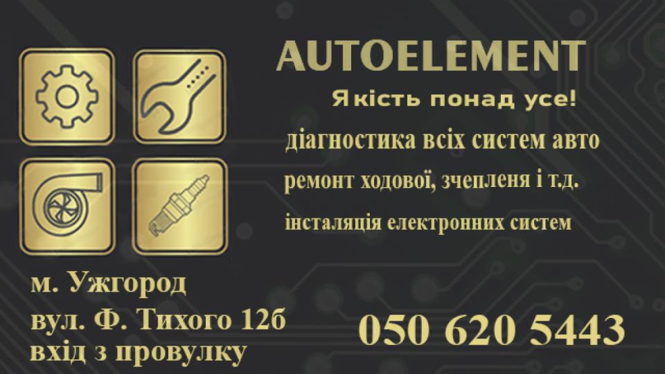 Autoelement, СТО, 2021, вул. Ф. Тихого 12б, записаться, отзывы