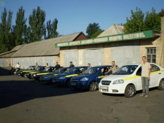 Образцовая автомобильная школа ОСОУ