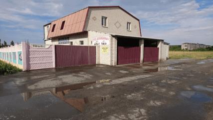 СТО Кулибины,  Развал-схождение,  Украина, Херсонская область, город Геническ