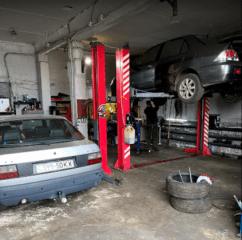 СТО Lucky Motors