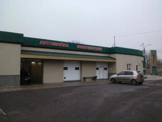 Шиномонтажи в Шиномонтажи ИНТЕР для Hawtai в Донецке