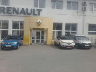 Официальный сервис Renault Терко Авто Центр