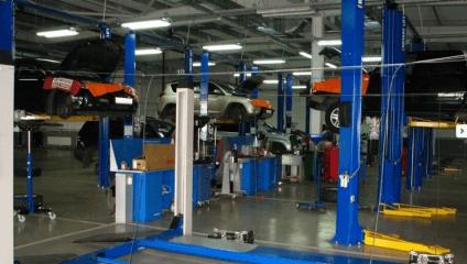 Официальный сервис Toyota Центр Хмельницкий Гранд Мотор