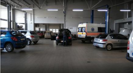 СТО в СТО Peugeot Ампир для GMC в Бериславе