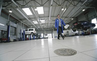 СТО в СТО Атлант-М Днепр для Bugatti в Днепре