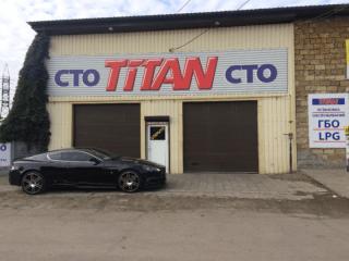 СТО TITAN