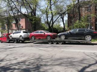 Эвакуатор-автовоз по Мариуполю и Украине