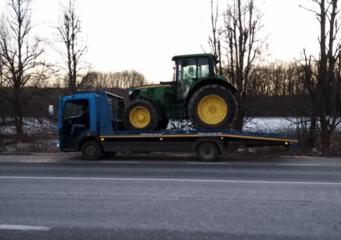 Услуги эвакуатора до 6 тонн