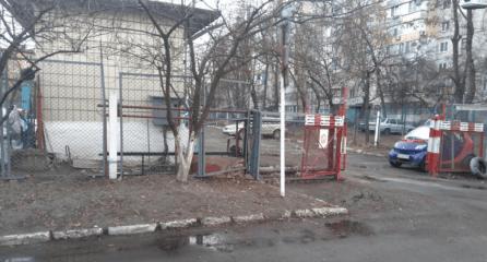 Автостоянка 14 Киевской Городской Организации Всеукраинского Союза Автомобилистов