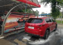 SAMWASH, Автомойка, 2021, улица Рудненская, 14, записаться, отзывы