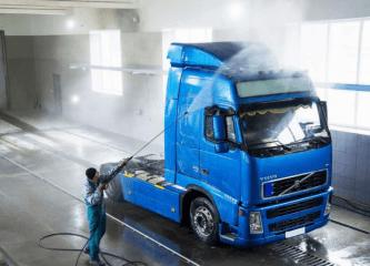 Автомойка грузовых и легковых автомобилей и деталей