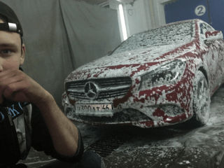 Автомойка на Героев Днепра