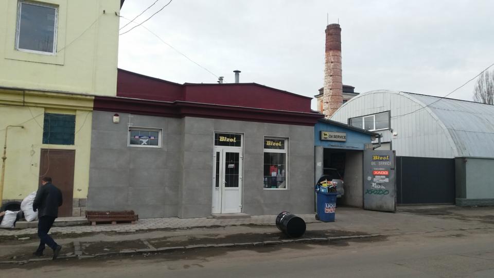 на Грушевского, СТО, 2021, город Ужгород, улица Грушевского, 2, записаться, отзывы
