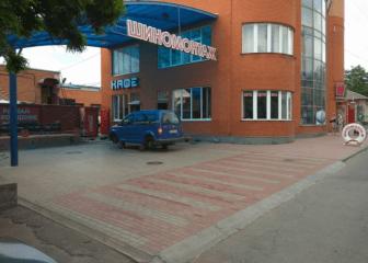 Шиномонтаж СДК-Автобан