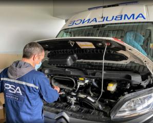 СТО Официальный сервис Peugeot Ампир Херсон