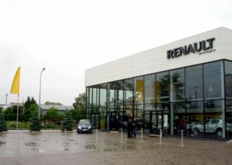 СТО Официальный сервис Renault Чернівці